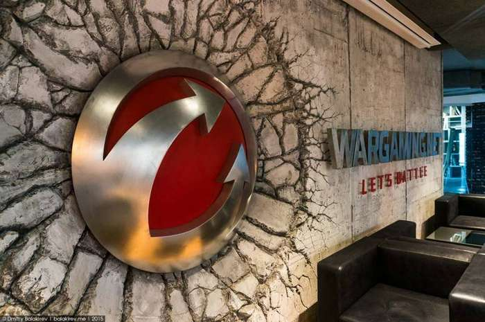 Офис компании Wargaming, который никто не видел Wargaming, офис