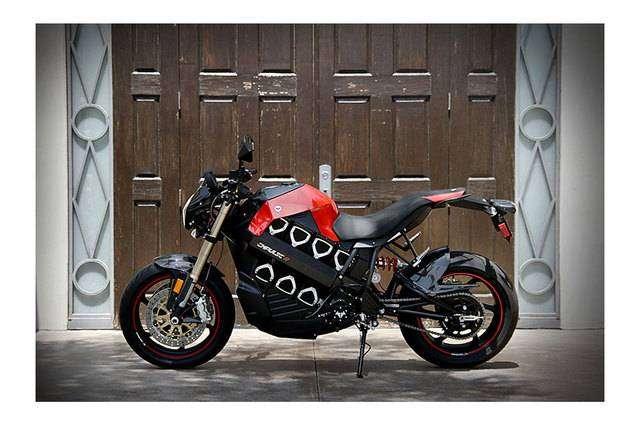Фото 3 - 5 самых заметных серийных электрических мотоциклов
