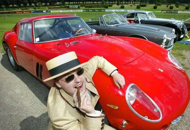 Фото 1 - 5 главных автомобилей Ferrari, сделавшие марку легендарной