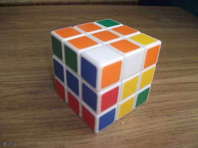 Сборка кубик 3*3