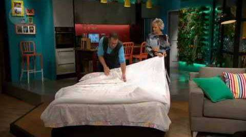 Лайфхак столетия: как вставить одеяло в пододеяльник за 60 секунд