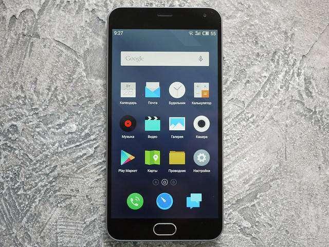 Обзор смартфона Meizu M2 Note: бюджетный универсал