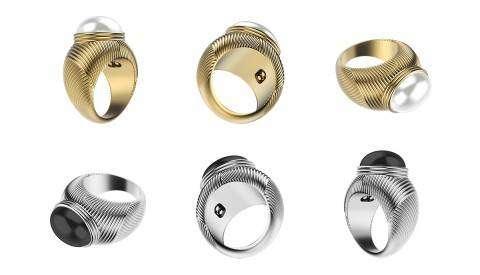 Драгоценное кольцо Omate реагирует на звонок вашей второй половинки