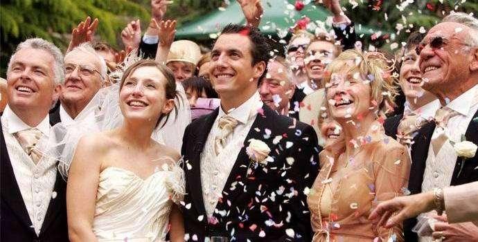 знакомый не пришел на свадьбу