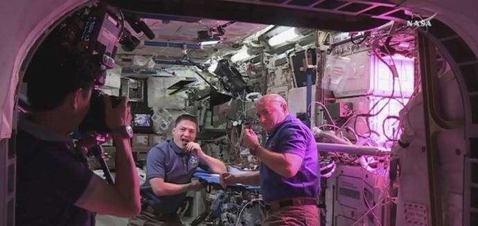 Кормить астронавтов планируют фекалиями
