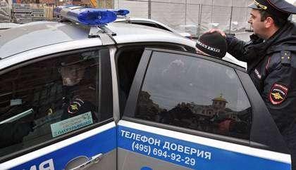 В Москве задержана укусившая полицейского топ-менеджер
