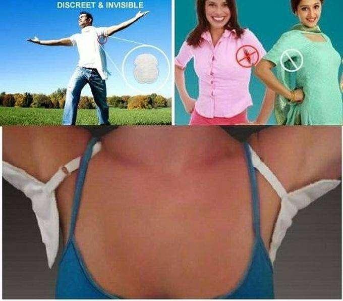 Новая мода: прокладки для подмышек подмышки, пот, прокладки