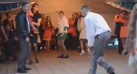 Танец пьяного мастера