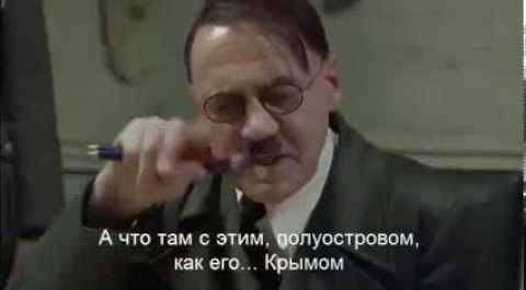 Видеопародия на события в Украине. Только для взрослых