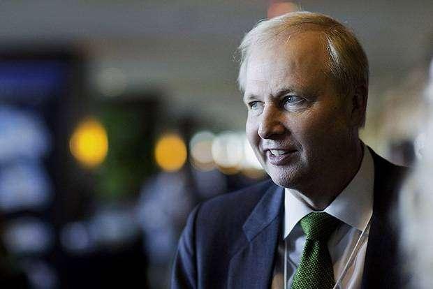 CEO BP Боб Дадли
