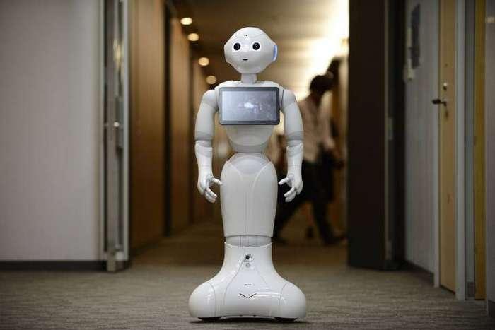 Первого в мире «робота с эмоциями» избили за неудачную шутку
