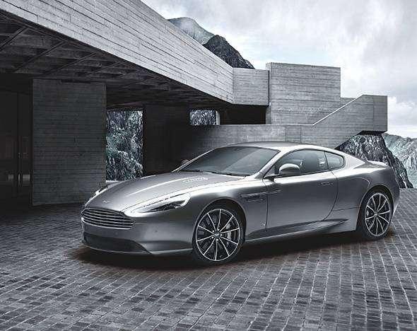 Aston Martin начала прием заявок на спецверсию машины Джеймса Бонда