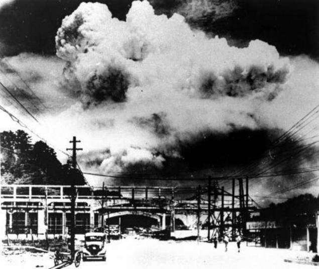 10 фото-фактов о Нагасаки, городе, на который 70 лет назад была сброшена атомная бомба