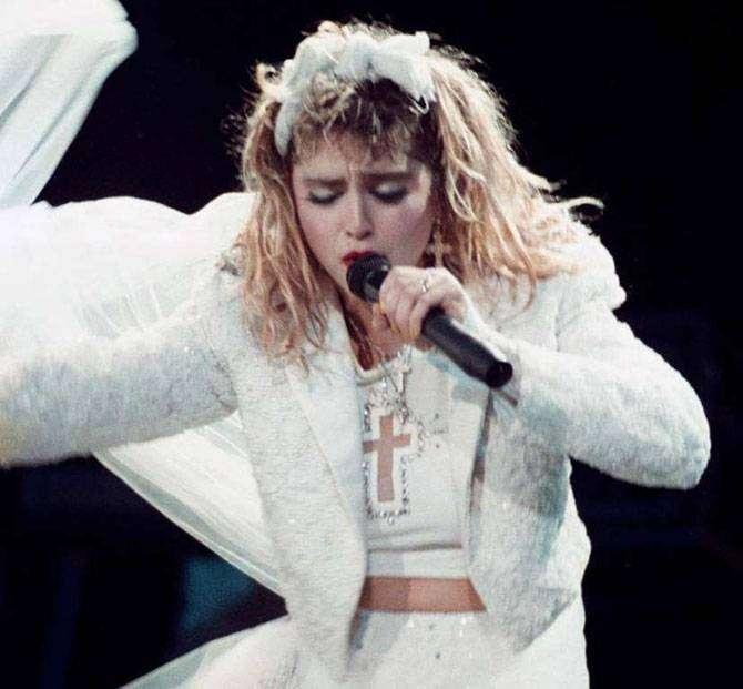 Мадонна: 35 лет на вершине успеха (29 фото)