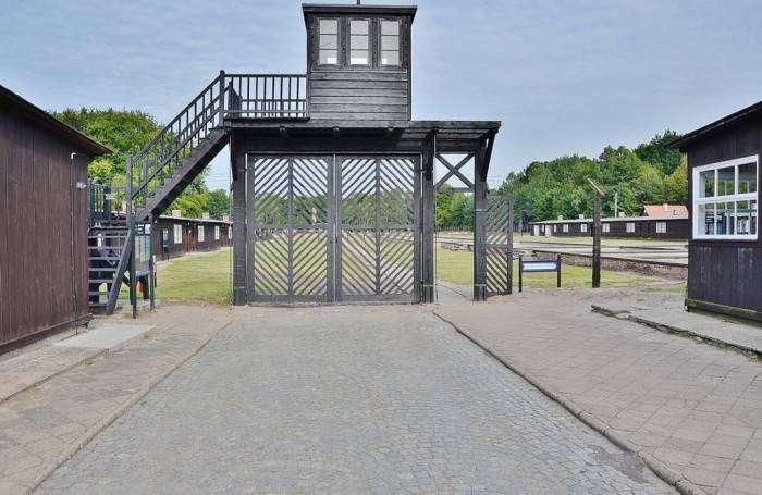Нацистский концлагерь Штутгоф, где проводили опыты на людях (36 фото)