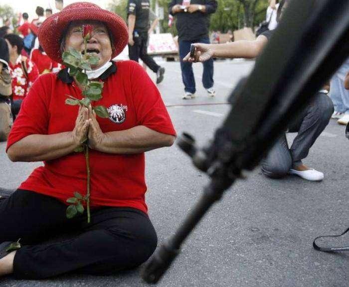 Жара в Таиланде (22 фото)