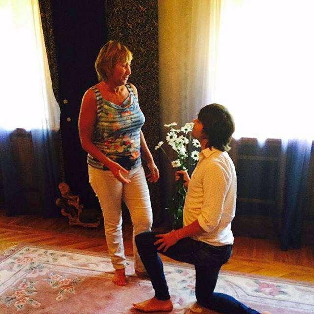 Экс-супруга Прохора Шаляпина крутит роман с 24-летним парнем (10 фото)