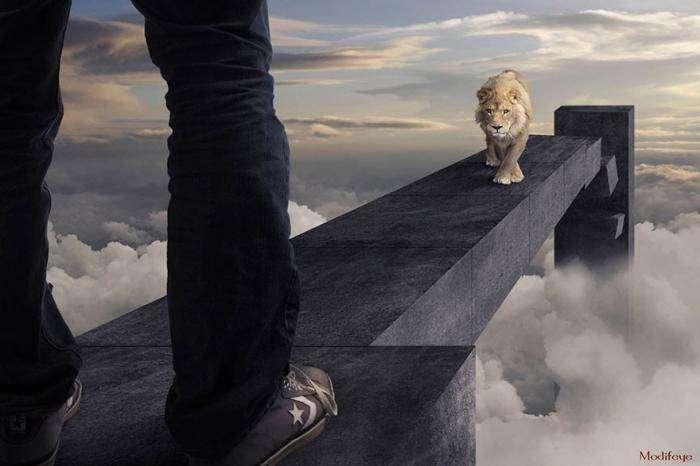Необыкновенные сюрреалистичные фотографии (11 фото)