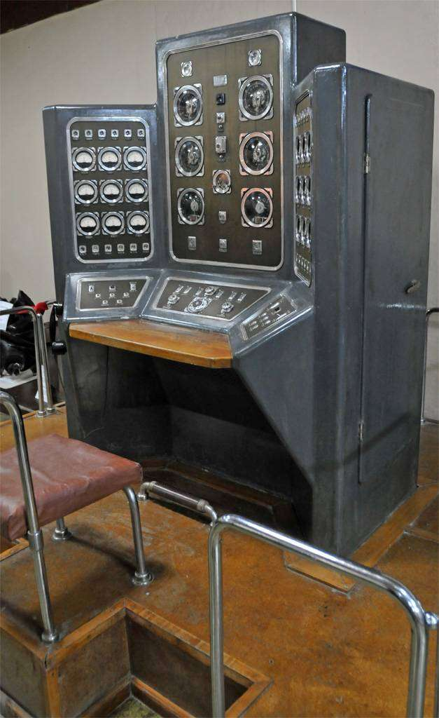 Советская атомная установка (25 фото)
