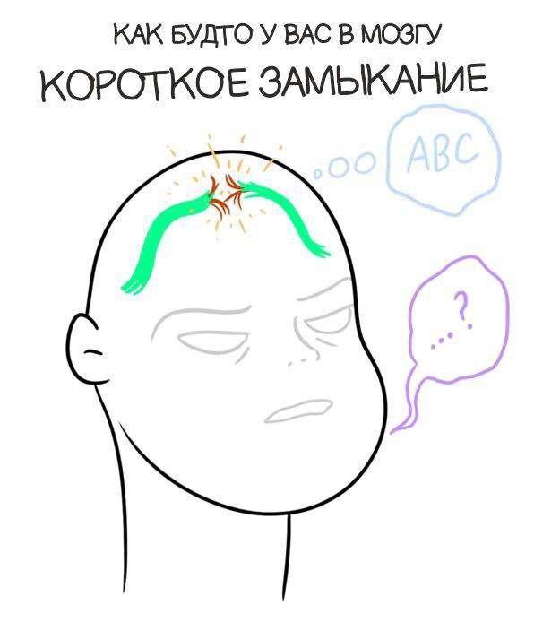 Наша головная боль наглядно (7 фото)