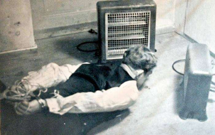 Пытки гестапо (25 фото)