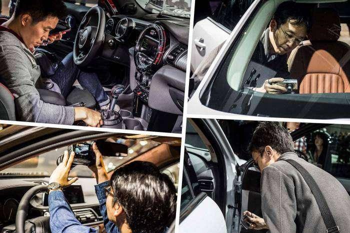 Как китайцы копируют автомобили (8 фото)