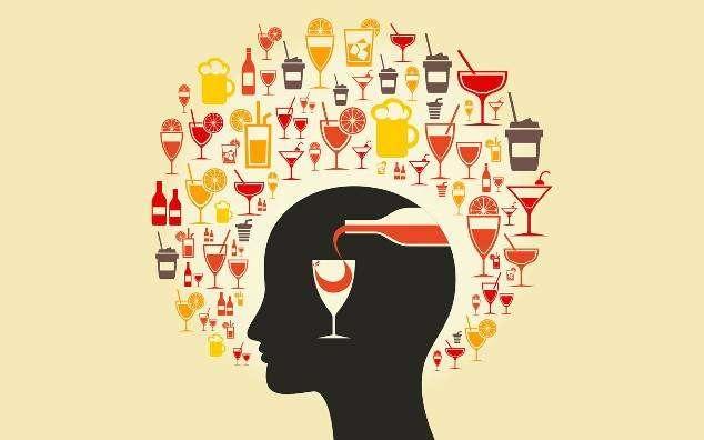 Что происходит с вашим телом, когда вы пьете алкоголь  (1 картинка + текст)