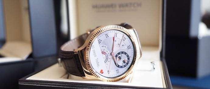 Люксовые умные часы Huawei поступят в продажу 17 сентября по цене от 350 долларов