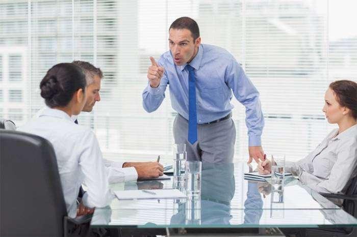 Гнев способствует карьере.