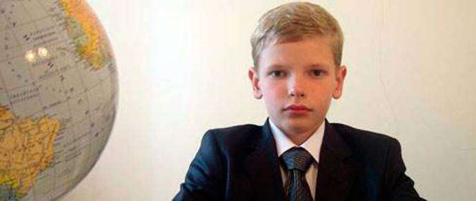 Двенадцатилетний мальчик из Жодино поступил в медицинский университет