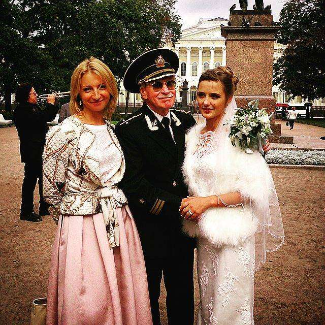 Иван Краско иНаталья Шевель зарегистрировали свой брак вКрасноармейском ЗАГСе Санкт-Петербурга