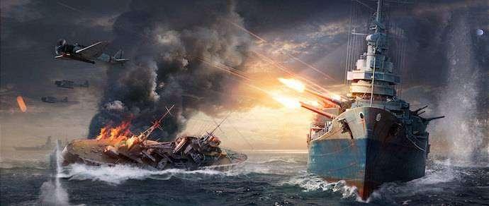 World of Warships выйдет 17 сентября