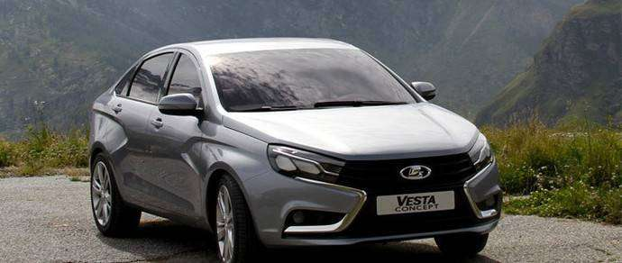 Цена Lada Vesta на российском рынке составит около $7 тыс. в эквиваленте