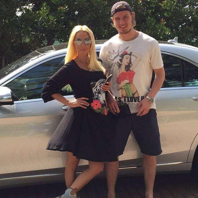 Лера исупруг Игорь Макаров