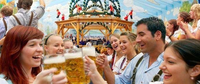 Фотофакт: как проходит «Октоберфест» в Мюнхене