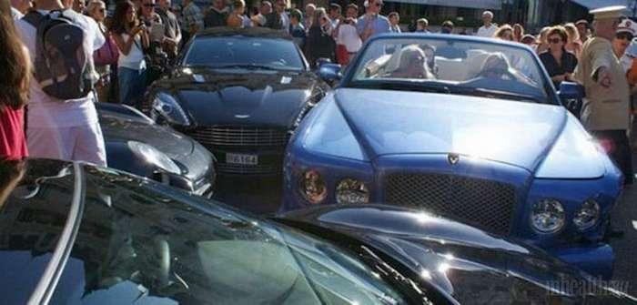 5 самых дорогостоящих автомобильных аварий в истории