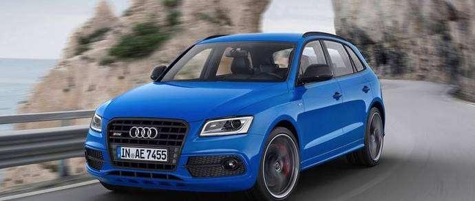 Один из самых быстрых дизельных автомобилей в мире — Audi SQ5 TDI — сделали еще мощнее