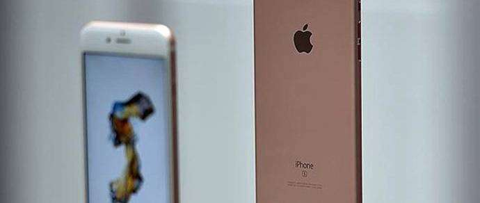 Мошенники перекрашивают корпуса iPhone 6 в розовый цвет и продают их как iPhone 6s