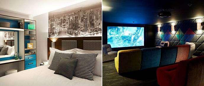 Огромные кровати, спортзал, кинотеатр и консьерж в цилиндре: как выглядит студенческое жилье в Англии