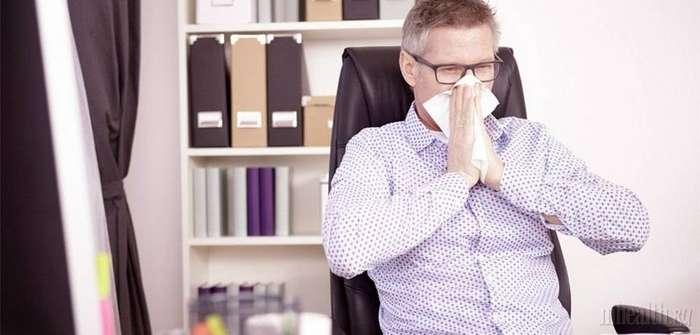 Самый быстрый (и странный) способ очистить заложенный нос