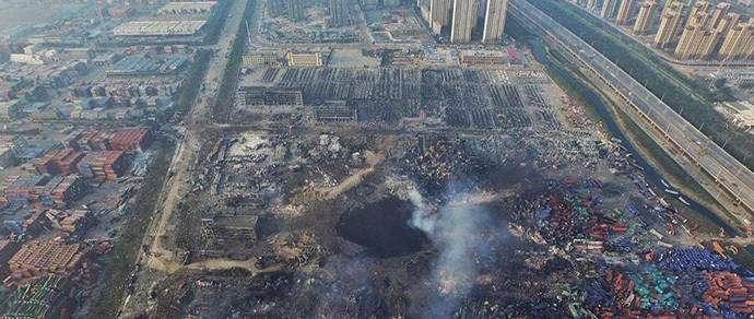 Китайский синдром: почему недавние взрывы в Тяньцзине были неизбежны