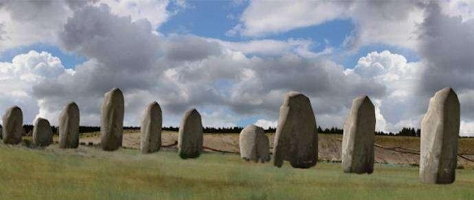 Археологи нашли в Британии «подземный Стоунхендж»