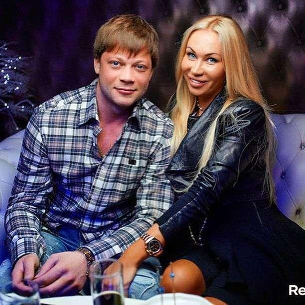 Алена Таболич - девушка хоккеиста Сергея Костицына