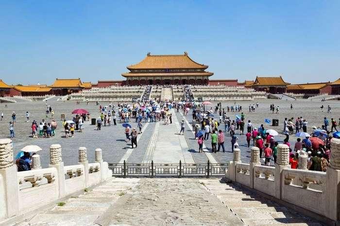 30 самых посещаемых туристами мест в мире