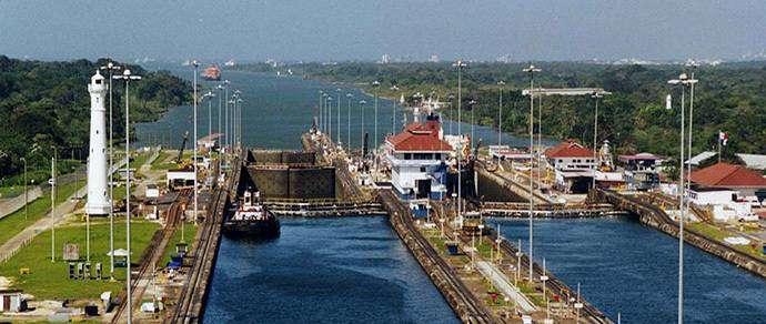 Новое чудо света: история строительства Панамского канала