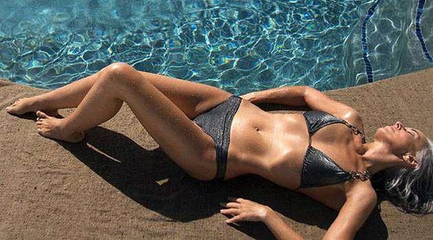 59-летняя модель Ясмина Росси выглядит как выпускница ипокоряет мир