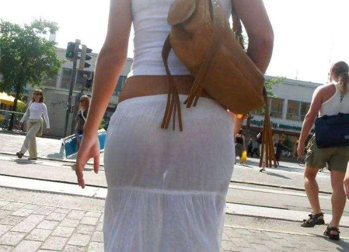 фото прозрачная одежда на девушках