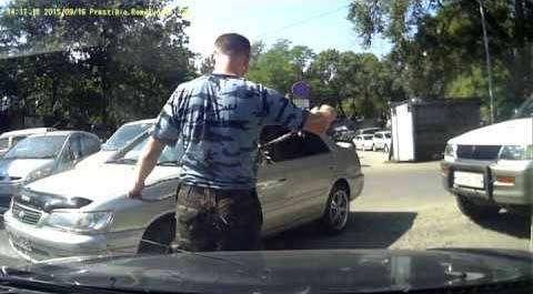 Я паркуюсь как олень (видео)
