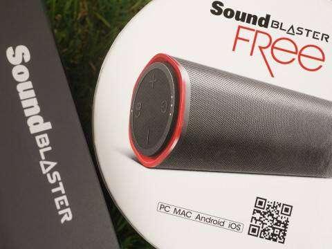Обзор Creative Sound Blaster FRee: звук на свободе