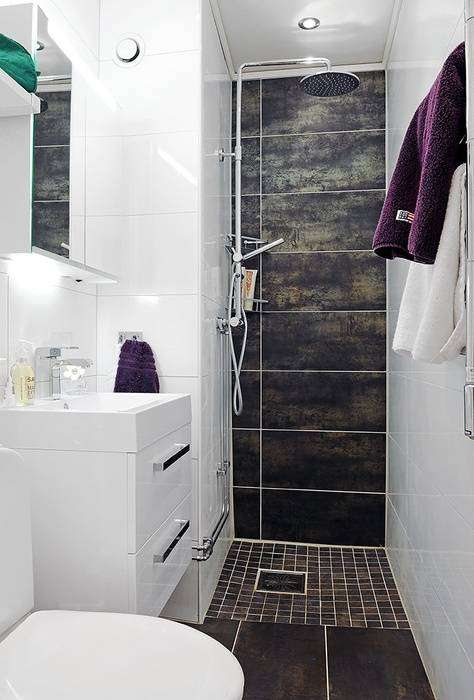 7. Ванная комната без душевой кабины